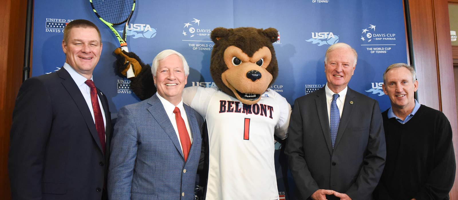 Belmont's Curb Event Center to Host 'World Cup of Tennis'
