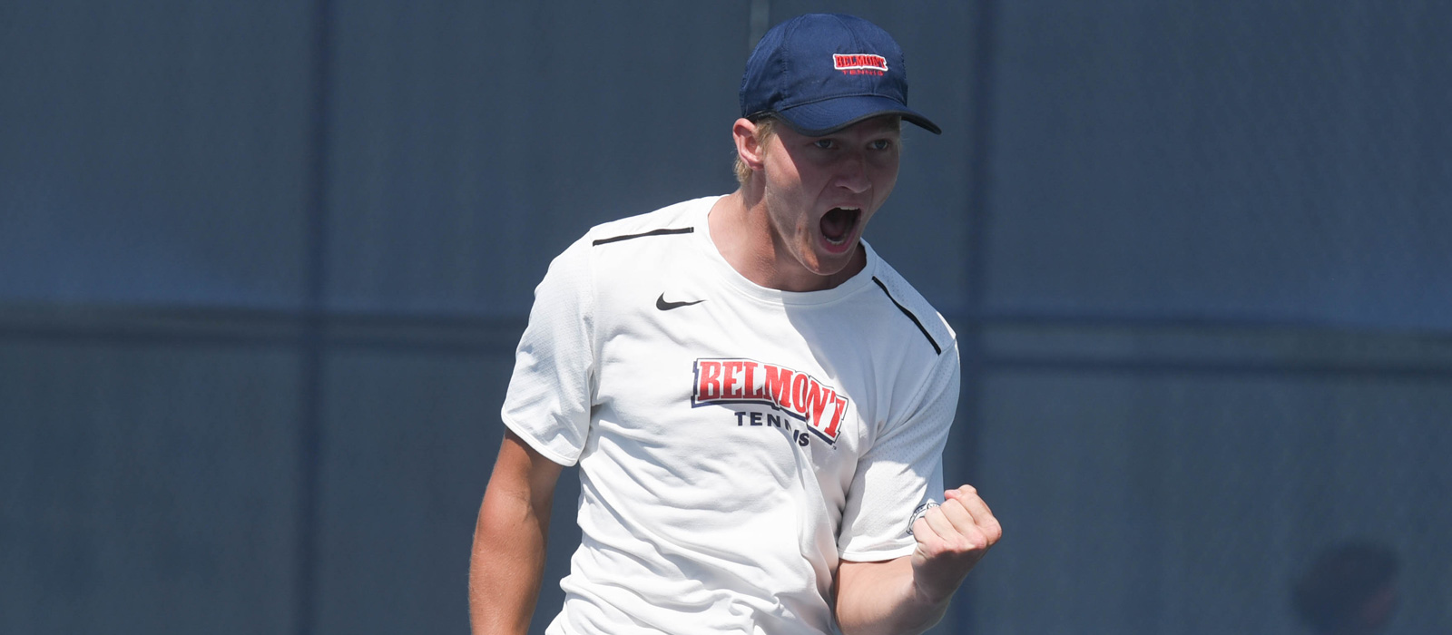 Men's Tennis Win Regular Season Title with Unblemished Record