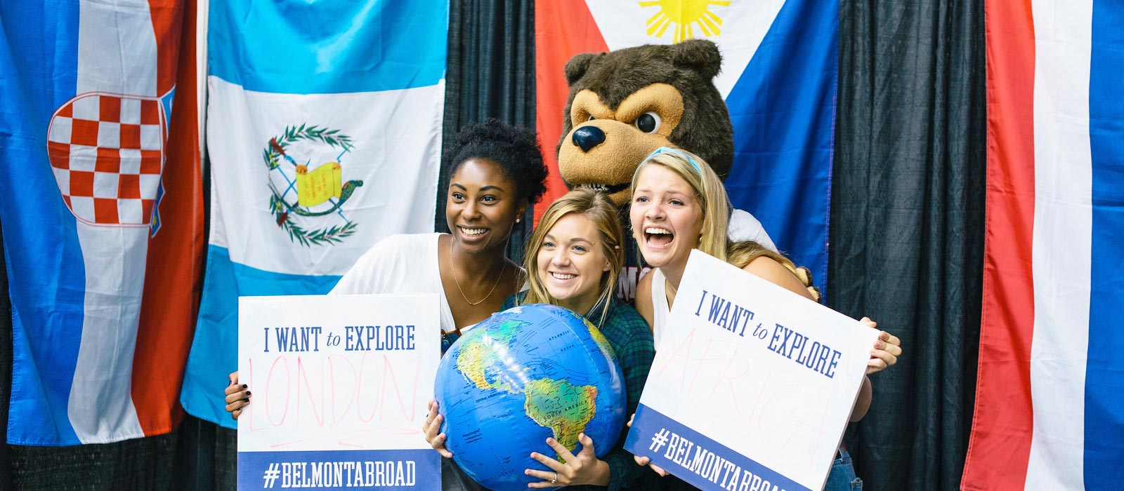 Belmont Leaps to Top 10 List for Students Studying Abroad